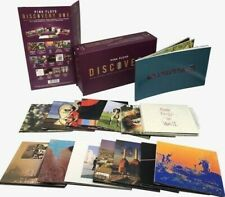 pink floyd discovery box set cd + book new nuovo