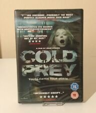 Cold Prey ~ UK Horror DVD ~ New And Sealed