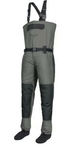White River Fly Shop Montauk Stocking-Foot Chest Waders for Men 2XL