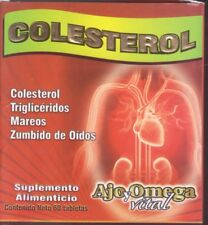 Colesterol pastillas