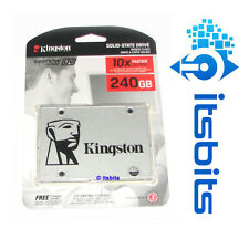"KINGSTON UV400 SSDNOW 240GB SSD SATA3 6Gb/s 2.5"" 3 YEARS Wty SOLID STATE DRIVE"