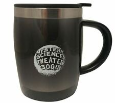 New: MYSTERY SCIENCE THEATER 3000 Live- 2017 Official Tour Travel Mug