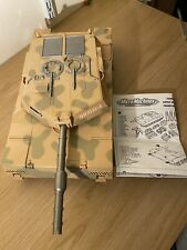 Micro Machines Transforming Tank With Instructions