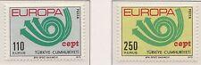 Europa CEPT 1973 Turkije 2280-2281 - MNH Postfris