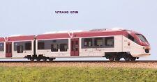 VITRAINS 1078M FT convoglio Minuetto diesel Ferrovie del Trentino    MOTORIZZATO