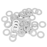 Oil Sump Drain Plug Crush Washers Gaskets 14mm for Honda 94109-14000 Pack of 50