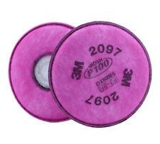 1packs=2pcs 2097 filter for 3M 6200/6800/7502 Respirator