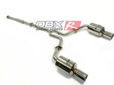 OBX Exhaust Catback Fits 02 03 04 05 06 Nissan Altima 3.5L V6 Sedan EVO2 NEW