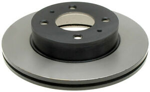 Disc Brake Rotor-Coated Front ACDelco Advantage fits 00-02 Hyundai Accent