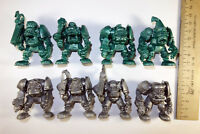 Cyberpunk Space Goblins, 2 boxes, 8 Plastic Battle Beasts, Made In Russia, New