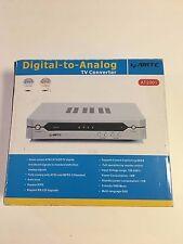 AMTC AT2001 Digital TV ATSC Converter Box NEW IN BOX