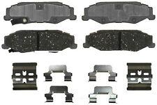 Disc Brake Pad Set-Ceramic Disc Brake Pad Rear ACDelco Advantage 14D732CH