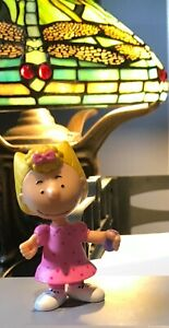 SALLY Peanuts CHARLIE BROWN PVC TOY FIGURE Birthday Party Favor Cake Topper