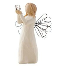 Willow Tree Angel Figurine - Angel of Freedom 26219 in Branded Gift Box