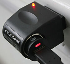 Car Cigarette Lighter Adapter Converter 110V-220V AC Wall Power to 12V DC