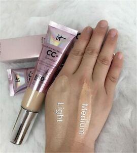 It Cosmetics Your Skin But Better CC+ illumination  Cream SPF 50 LIGHT or MEDIUM
