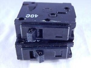ITE Breaker 1 Pole Thin 30 Amp Type EQ-P Lot of 2
