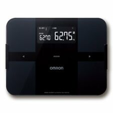 OMRON Body Composition Meter OMRON connect compatible HBF-256T-BK from Japan DHL