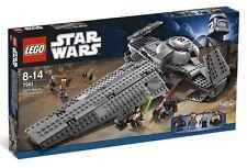 Lego Star Wars 7961 Darth Maul Sith Infiltrator Padme Panaka Minifigs NISB