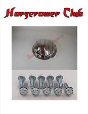 "RPC R5078 R0001 10 bolt GM Chevy Rear End Cover Bolts & Cover 8.5"" Rear"
