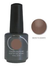 ENTITY 1 One Color Couture Gel Polish SKINS VS SHIRTS  .5 oz / 15ml