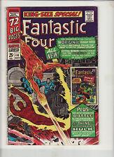 FANTASTIC FOUR  SPECIAL #4 F/VF