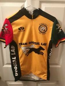 Team Digital Lab Bike Cycling Jersey Voler, S