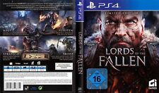Lord Of The Fallen PS4 Replacement Box Art / Case Insert Inlay Cover (no game)