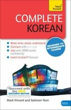 Complete Korean Beginner to Intermediate Course by Mark Vincent, Jaehoon Yeon (Paperback, 2014)