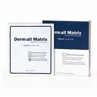 [Derm·all Matrix] Daily Facial Dermal-care 1Pack (35g*4ea) [USA SELLER]