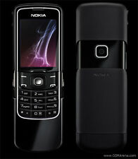 Nokia 8600 Luna GSM T-Mobile Unlocked 128MB TFT Bluetooth 2.0'' Cell Phone Black
