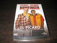 Bowfinger (Il Canaglia) DVD Steve Martin Eddie Murphy Sigillata Nuovo