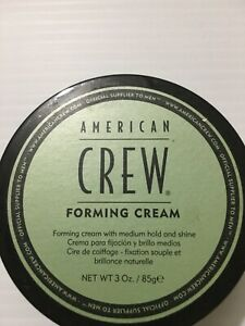 American Crew Forming Cream For Men 3oz free shipping