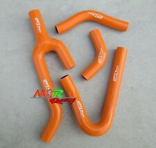 Silicone Radiator Hose For KTM 250/300/380 MXC 1998-2002 2000 1999 2001