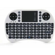 Mini Teclado PC ordenador inalambrico smart tv - tvbox - android tv - blanco y n