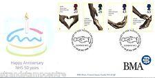 1998 National Health Service - Bradbury BMA Official