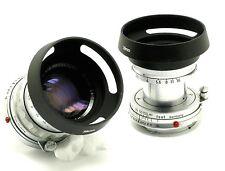 39mm Metal Vented Screw-In Lens Hood for Leica summicron Elmar M 35/50