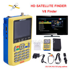 iBRAVEBOX V8 Signal Finder Free Sat HD 1080P DVB-S/S2 Digital Satellite Meter