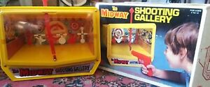 1976 Rare Empire Toys: Midway Shooting Gallery Game Vintage Original Packaging