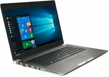 Toshiba Portege Z30-A-1FD Core i5 4210U 2.7GHz 128GB SSD Ultrabook Windows 10