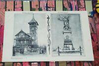 AK  Reichenbach im Vogtland/ Kriegerdenkmal - Schöne Aussicht *1914
