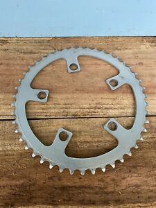 Vintage Old School Sugino Aluminum 46t 110 BCD Chain Ring -Road Bike  -Cr8