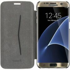 Case it Cover for Samsung Galaxy S7 Edge Folio Case with Screen Protector free/d