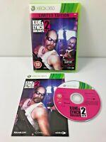 Kane & Lynch 2 Dog Days Limited Edition Xbox 360