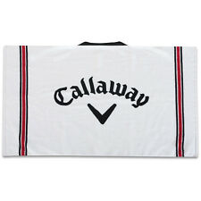 "2017 Callaway Golf Tour Cart Towel 30"" X 20"" RRP£20 - 1st Class Post"