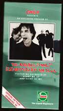 ROLLING STONES - BRIDGES TO BABYLON TOUR - CASTROL PROMO ONLY (VHS) - NEW SEALED