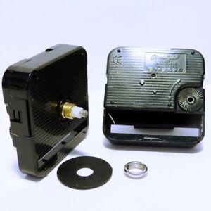 New Quartz Wellgain (BM2328 / HQ3268) Clock Movement (12mm Total Shaft Length)