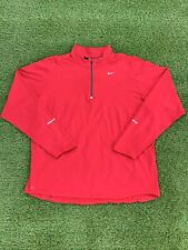 Nike Running Dri Fit Pullover Top