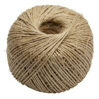 2x 100m Garden Twine Rope Tie Strings Plant Support Garden Tools Shed Flowers