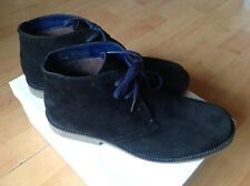Mens/womens Suede Natural Leather Ankle Boots Size 8/42 New Shop Clearance